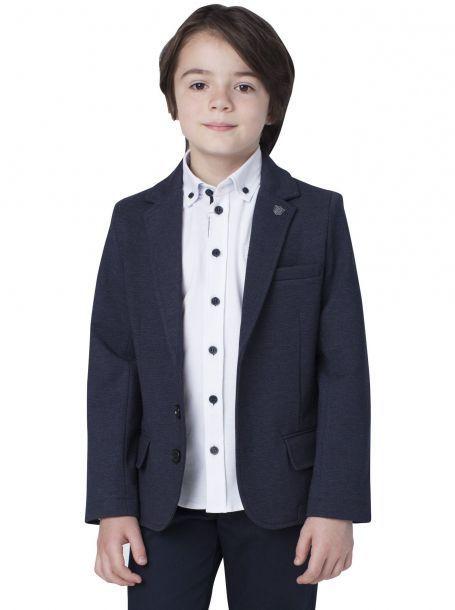 d3c9906def59e Клубный пиджак детский – для стильного мальчика